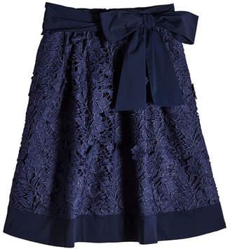 Steffen Schraut Lace Skirt