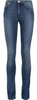 Acne Studios Flex Mid-Rise Skinny Jeans
