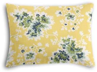 Loom Decor Boudoir Pillow Coralie - Custard