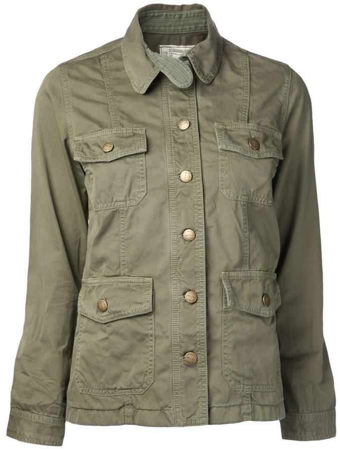Current/Elliott 'The commander' jacket