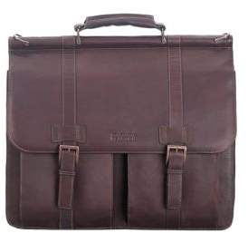 Kenneth Cole Reaction Leather Dowel Bag