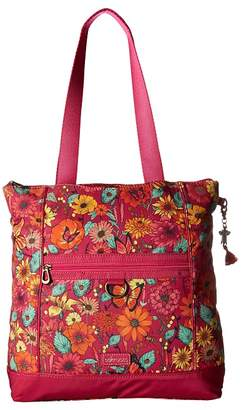 Sakroots Chelsea Convertible Totepack Backpack Bags
