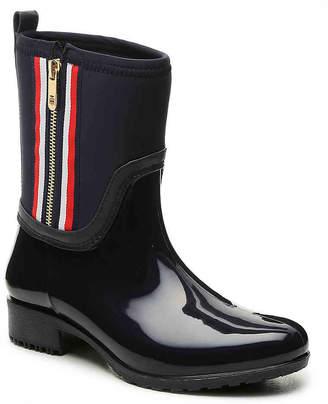 Tommy Hilfiger Frills Rain Boot - Women's