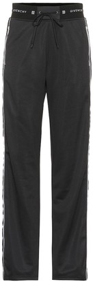 Givenchy Logo-embellished track pants