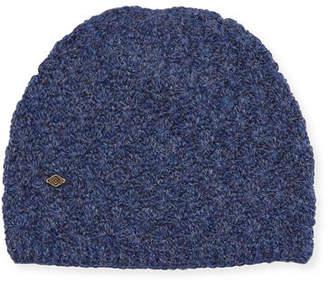 Emilime Star Crochet Beanie Hat