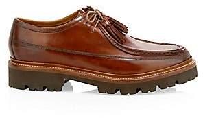 Grenson Men's Bennet Leather Chukka Loafers