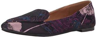 Qupid Women's Swirl-70 Slip-On Loafer