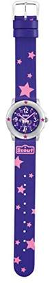 Scout Girls' Analogue Quartz Watch with PU Strap 280393002