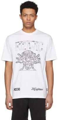Kokon To Zai White Arm Flesh T-Shirt