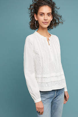 Scotch & Soda Hailey Embroidered Blouse