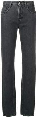 MM6 MAISON MARGIELA low rise straight jeans