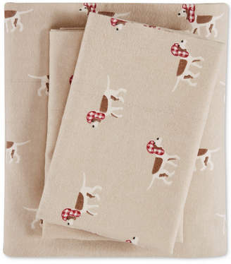 Woolrich Cotton Flannel 3-Pc. Twin Sheet Set