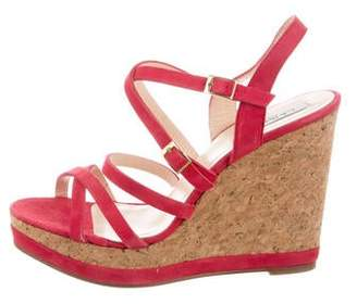 LK Bennett Nahoon Wedge Sandals w/ Tags