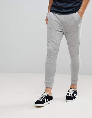 Jack and Jones Core Joggers With Engineered Knee Detail