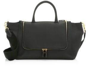 Anya Hindmarch In-Flight Leather Satchel