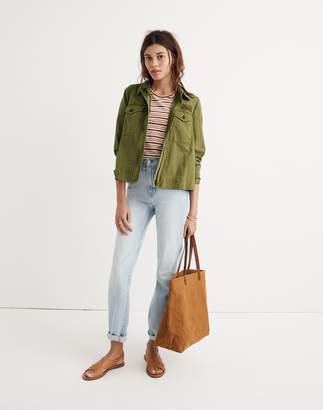 Madewell Army Swing Jacket