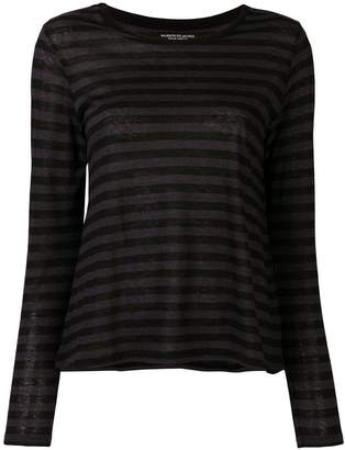 Majestic Filatures horizontal striped top