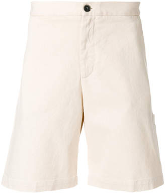 Barena pocket detail shorts
