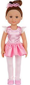 """Melissa & Doug Victoria 14"""" Ballerina Doll"""