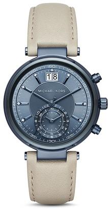 Michael Kors Sawyer Watch, 39mm $275 thestylecure.com
