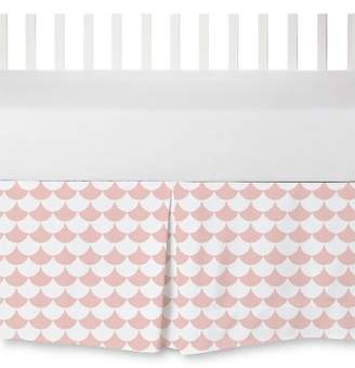 Living Textiles Crib Bed Skirt