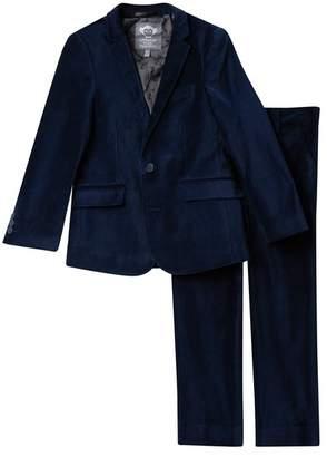 Appaman Blueberry Velvet 2-Piece Suit (Toddler, Little Boys, & Big Boys)