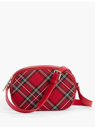 Talbots Flannel Crossbody Bag - Tartan Plaid