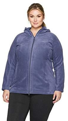 Columbia Women's Plus SizeBenton Springs Ii Long Hoodie Size