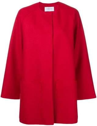 Harris Wharf London loose fitted coat