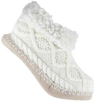 Versace 19.69 Abbigliamento Sportivo Abbigliamento Sportivo Fuzzy Slipper