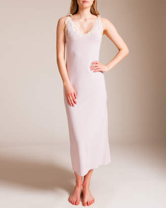 Paladini Frastaglio Jersey Isabel Long Gown