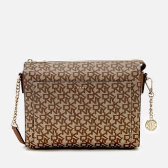 eae2d10d74e DKNY Women s Bryant Medium Box Cross Body Bag