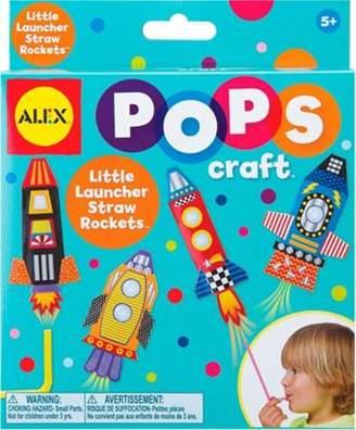 Alex Pops Craft - Straw Rockets Craft Set