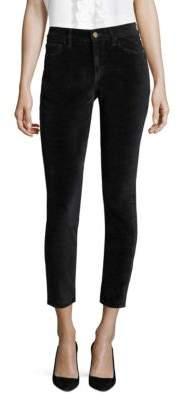 Peserico Velvet Skinny Pants
