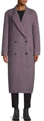 Sandro Wool George Coat