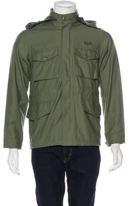 Supreme x Popeye Hooded M-65 Field Jacket