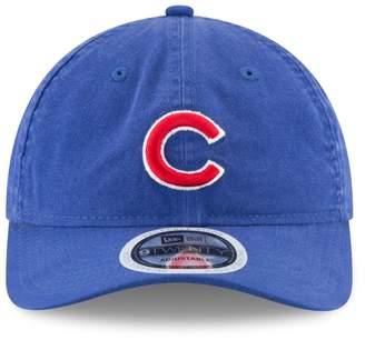 finest selection 7de2a 1aac5 New Era Chicago Cubs Core Classic Packable Cotton Baseball Cap