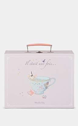 Moulin Roty Porcelain Tea Set - Pink