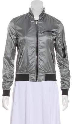 Rag & Bone Lightweight Zip-Up Jacket