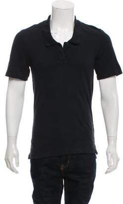 Acne Studios Pique Short-Sleeve Polo