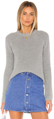 525 America Jane Raglan Shaker Pullover