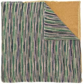 M Missoni fine knit scarf