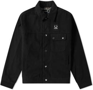 Raf Simons Fred Perry X Fred Perry x Oversized Jacket