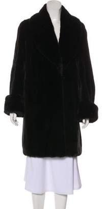 Giuliana Teso Mink Fur Coat