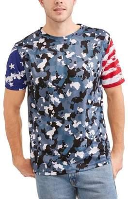 Americana Men's Camo T-shirt
