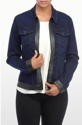 Not Your Daughter's Jeans Veronica Denim Jacket $158 thestylecure.com