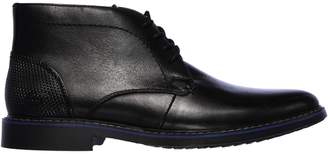 Skechers Bregman Leather Chukka Boots