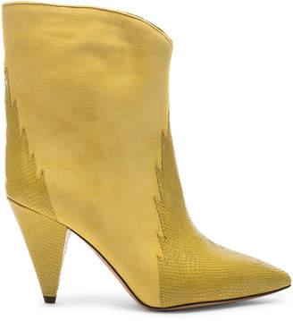 Isabel Marant Leider Boot