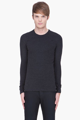 G Star G-STAR black organic cotton Champery pullover