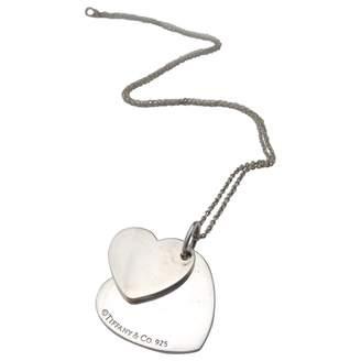 Tiffany & Co. Silver pendant